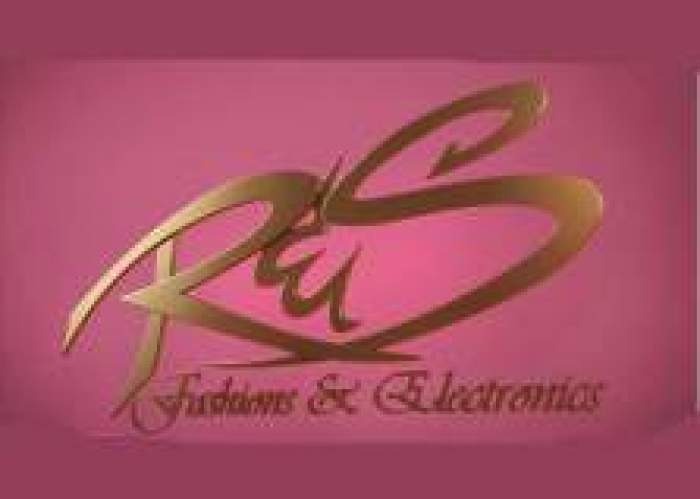 R&S Fashions and Electronics logo