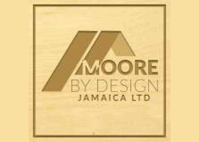 Moore by Design Jamaica logo