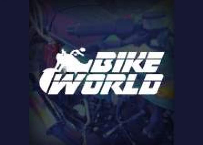 Bike World Jamaica logo