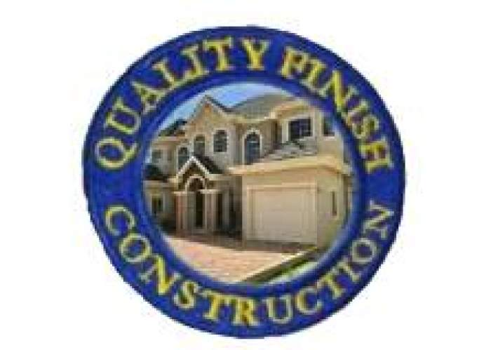 Quality Finish Construction logo