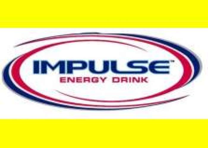 IMPULSE Energy Drink logo