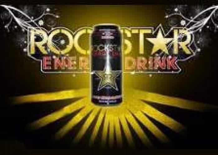Rockstar Energy Drink Jamaica logo