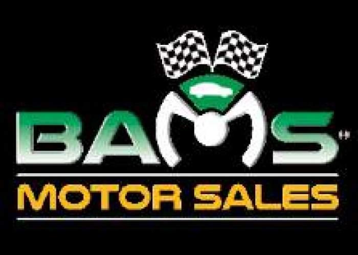 Bams Motor Sales logo