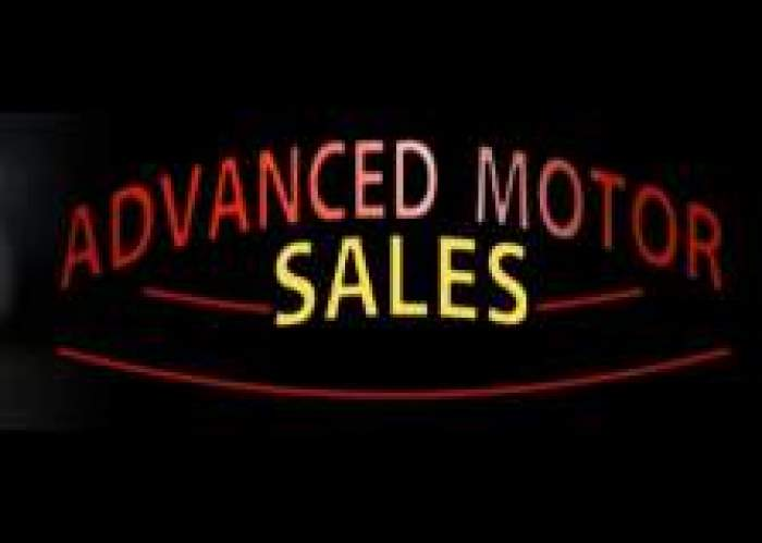 Advanced Motor Sales logo