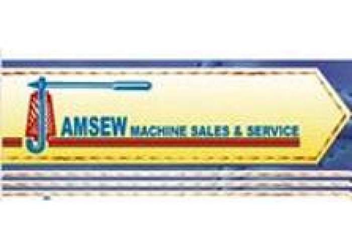 Jamsew Machine Sales & Service logo