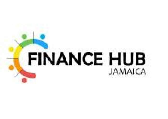 Finance Hub Jamaica logo
