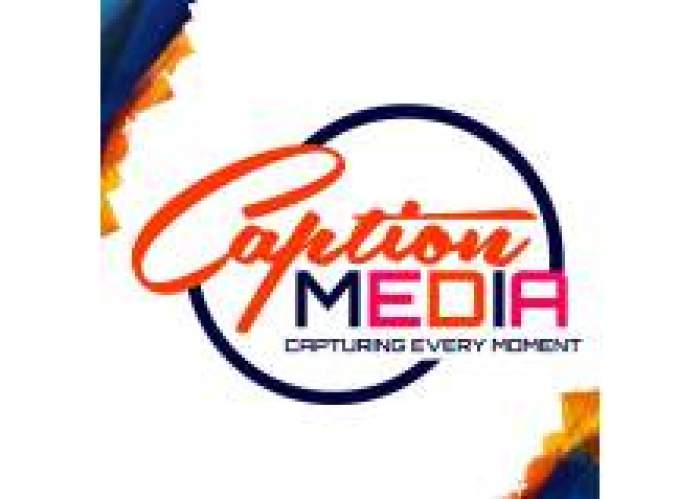 Caption Media JA logo