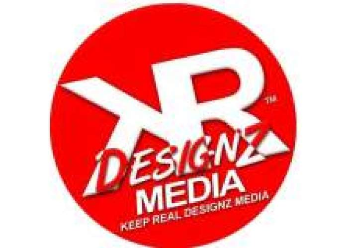 Keep Real DesignZ Media logo