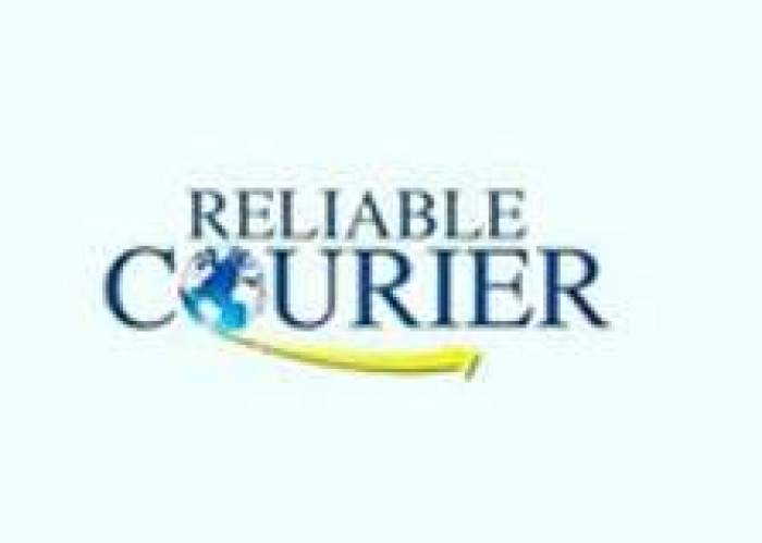 Reliable Courier Jamaica logo