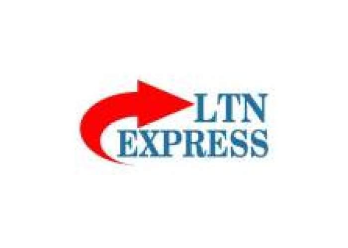 Ltn Express Courier logo