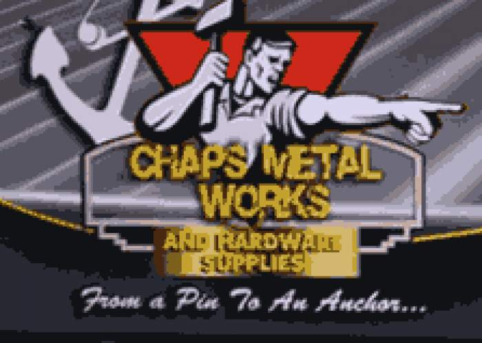 Chaps Metal Works logo