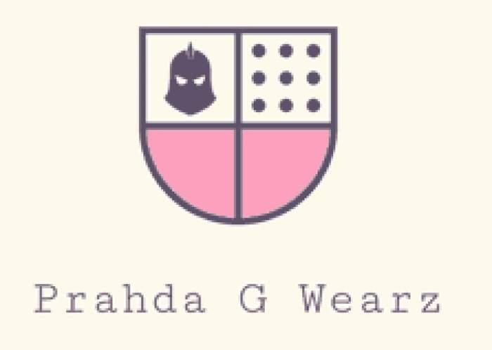 Prahda G Wearz logo