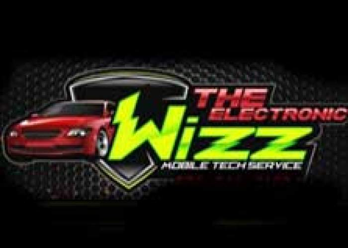 The Electronic Wizz logo