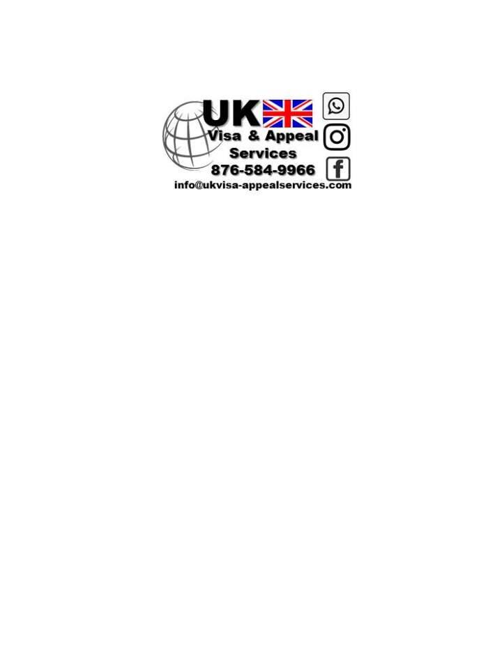 UK Visa & Appeal Services logo