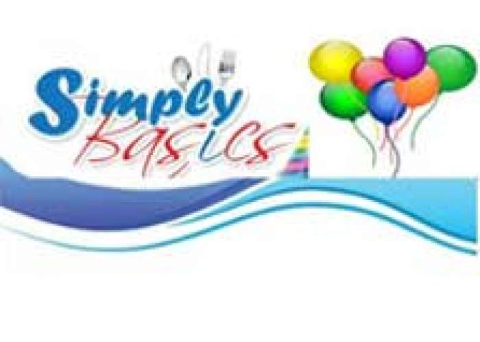 Simplybasics  Catering services logo