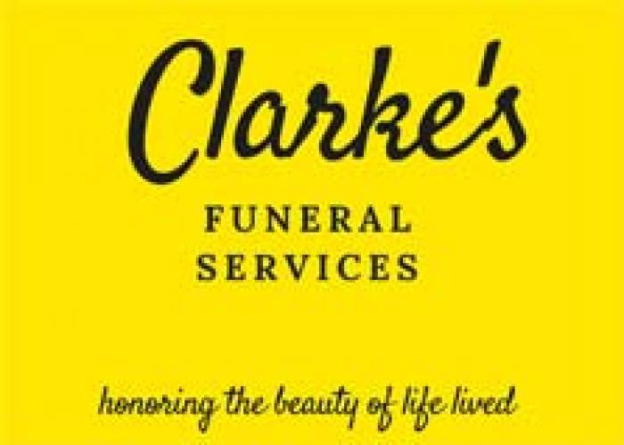 Clarke's Funeral Services logo