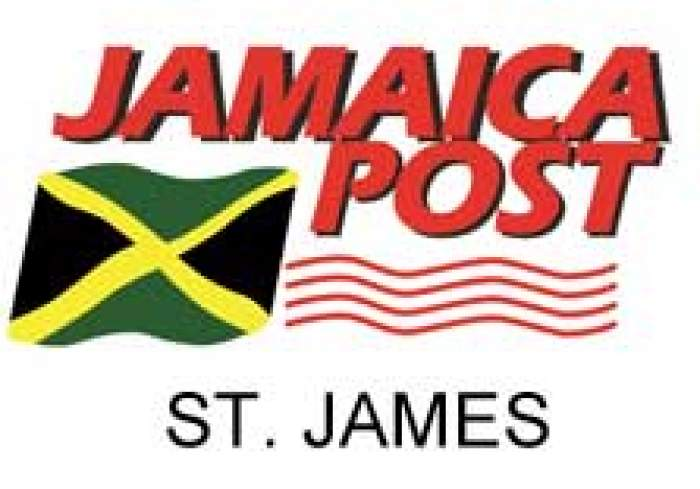 Jamaica Post St. James logo