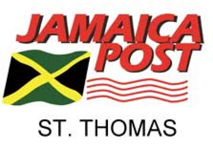 Jamaica Post St. Thomas logo