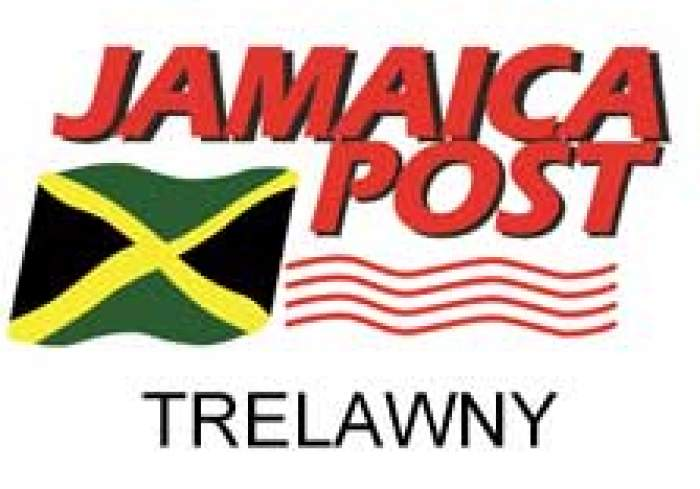 Jamaica Post Trelawny logo