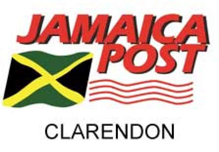 Jamaica Post Clarendon logo