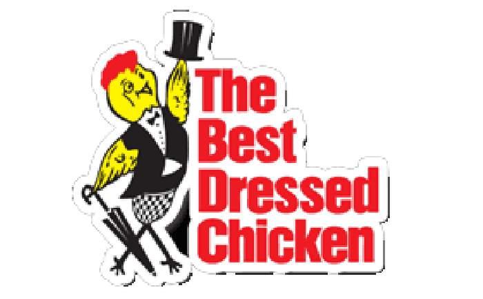 Best Dressed Chicken logo