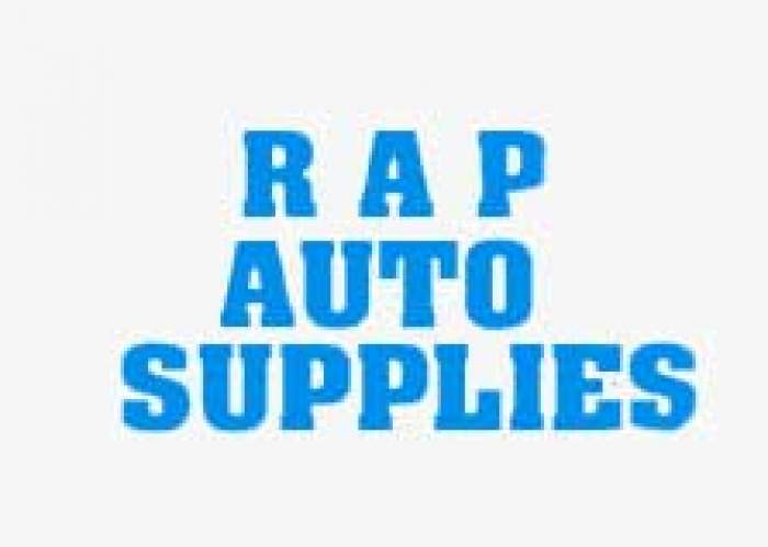 R A P Auto Supplies logo