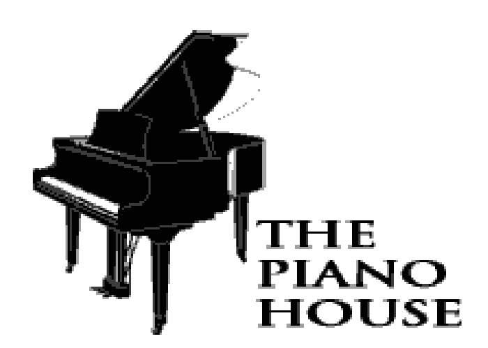 The Piano House logo