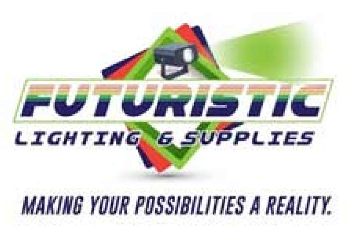 Futuristic Lighting And Supplies logo