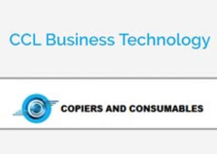 CCL Business Technology logo