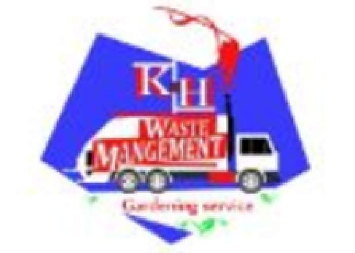 K & H Waste Management logo