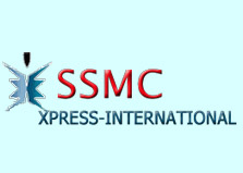SSMC Xpress International   logo