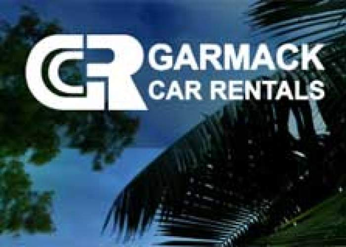 Garmack Car Rentals logo