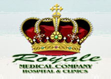 Royale Medical Clinic & Hospital logo