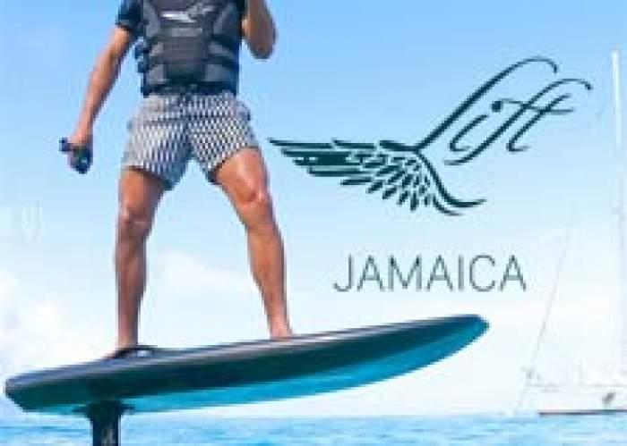 Lift Foil Jamaica logo