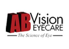 A B Vision Eye Care Centre logo