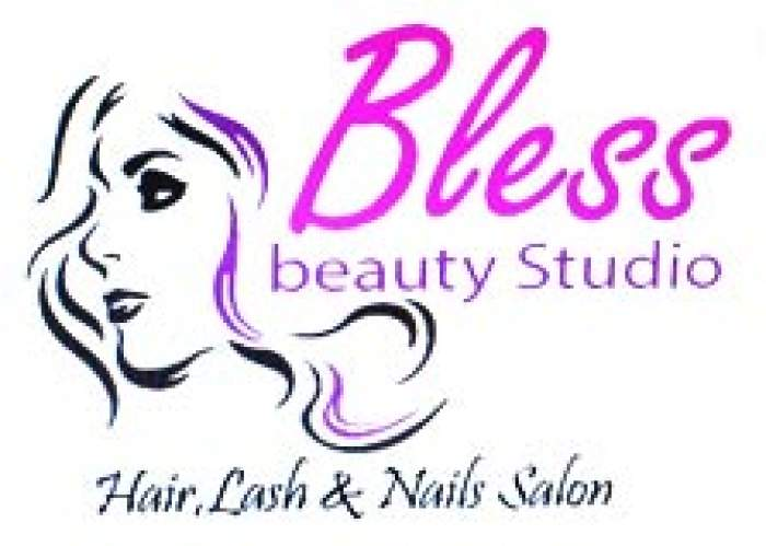 Bless Beauty Salon logo
