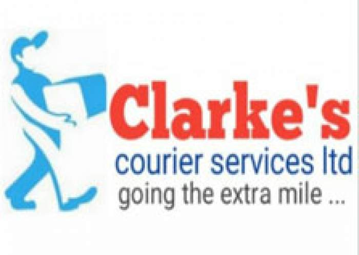 Clarkes' Courier Services Ltd. logo