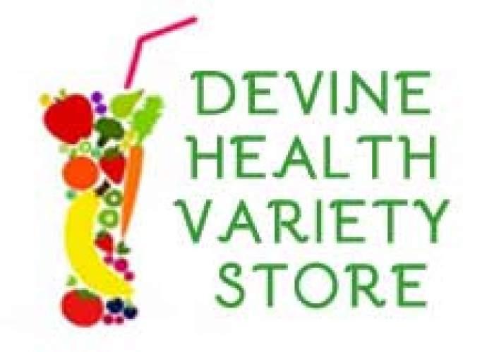 Devine Health Variety Store logo