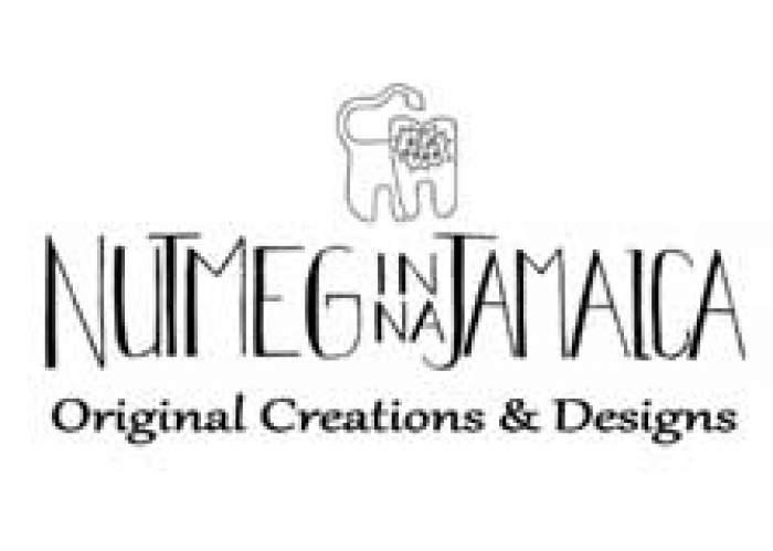 Nutmeg inna Jamaica logo