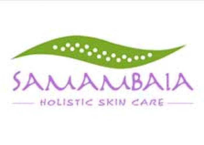 Samambaia Holistic Mobile Spa logo