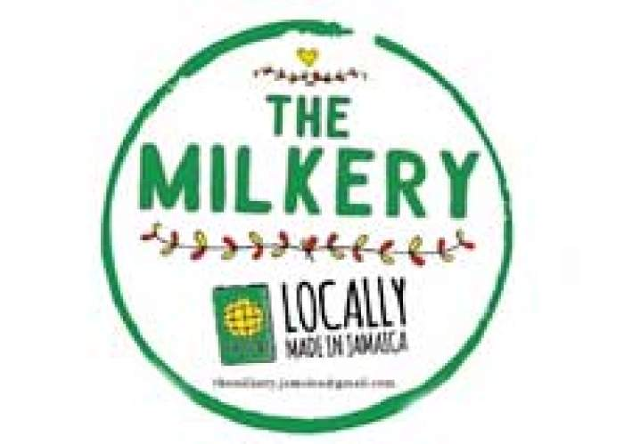 The Milkery logo