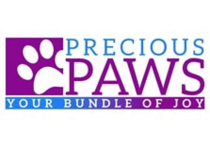 Precious Paws logo
