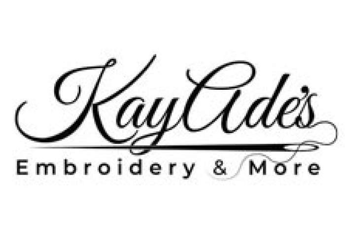 KayAde's Embroidery & More  logo