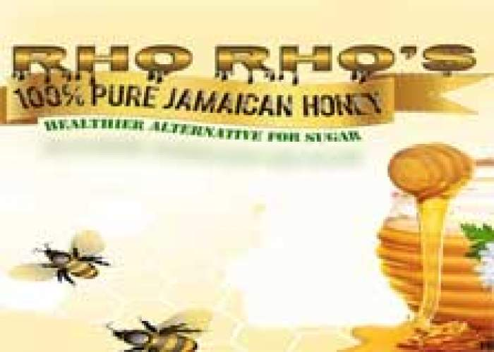 Rho Rho's Honey, All Natural Products & More logo