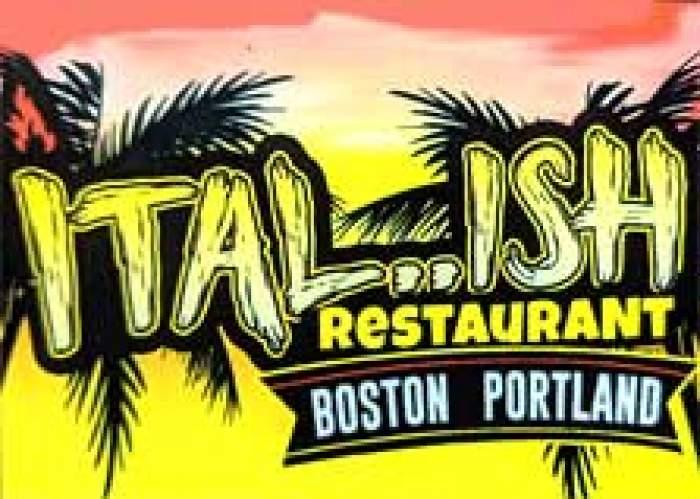 Ital..Ish Restaurant logo