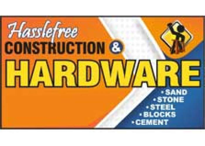 Hasslefree Construction & Hardware logo
