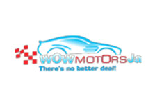Wow Motors J A logo
