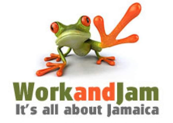 WorkandJam logo