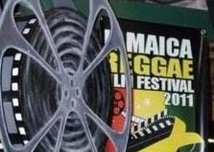 Jamaica International Film Festival logo