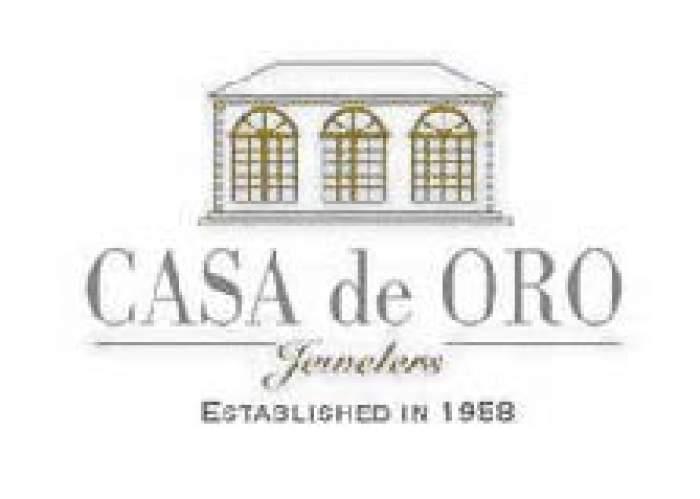 CASA de ORO Jewelers logo